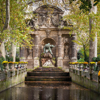 Fonte Medicis, Jardim de Luxemburgo