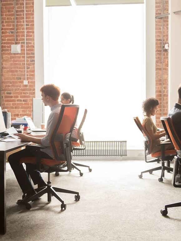 Coworking e os espaços de trabalho compartilhados